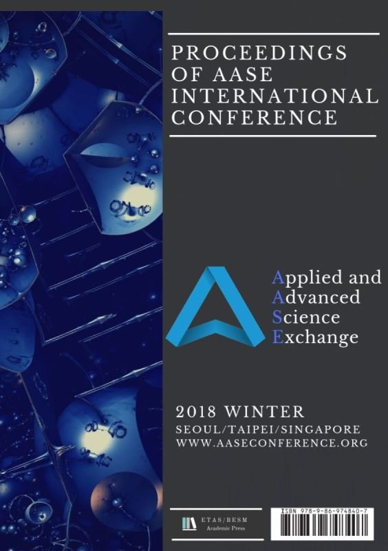 Proceedings of AASE International Conference: 2018 WINTER
