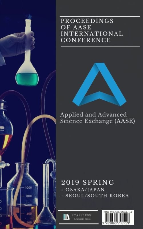 Proceedings of AASE International Conference: 2019 Spring