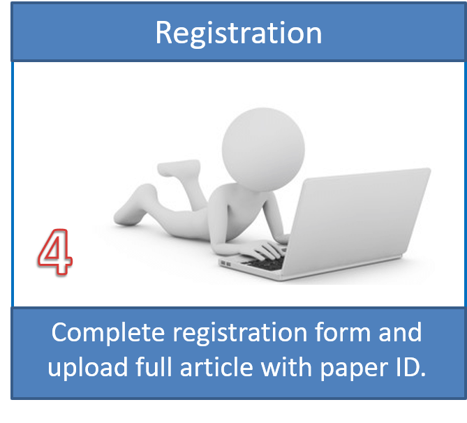 Step 4: Online Registration