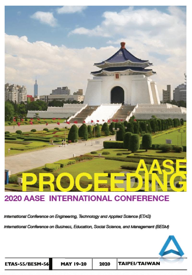 Proceedings of AASE International Conference: BESM-56 & ETAS-55