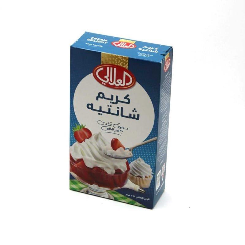 كريم شانتيه العلالي 170غم اسواق الفريد