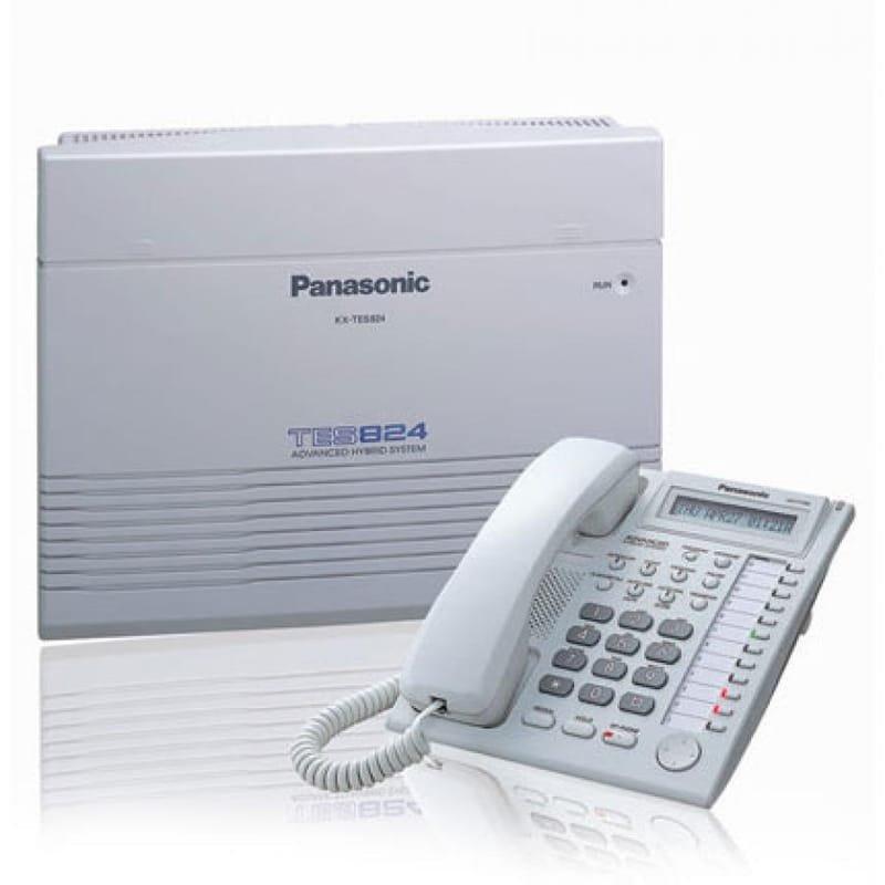 4. מרכזיות פנסוניק אנלוגיות  HTS-824 TA-308 TEA-308 TES-824