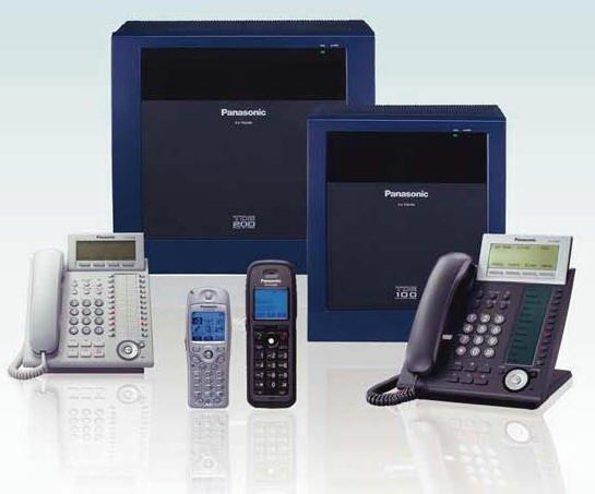 1. מרכזיות פנסוניק TDA/TDE/NCP/NS-500/1000 IP