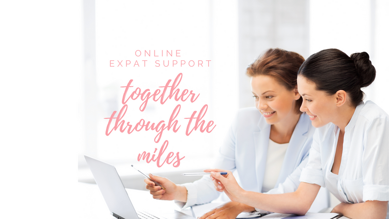Expat spouse support
