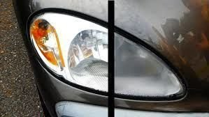 Headlight Restore Services