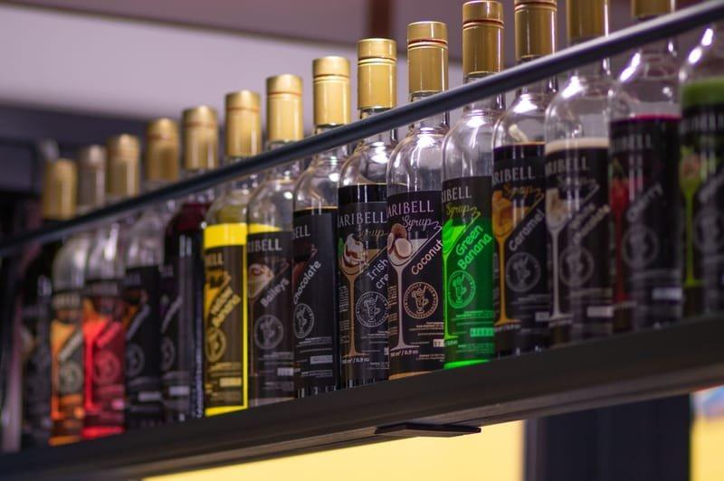 ML Bar Setup