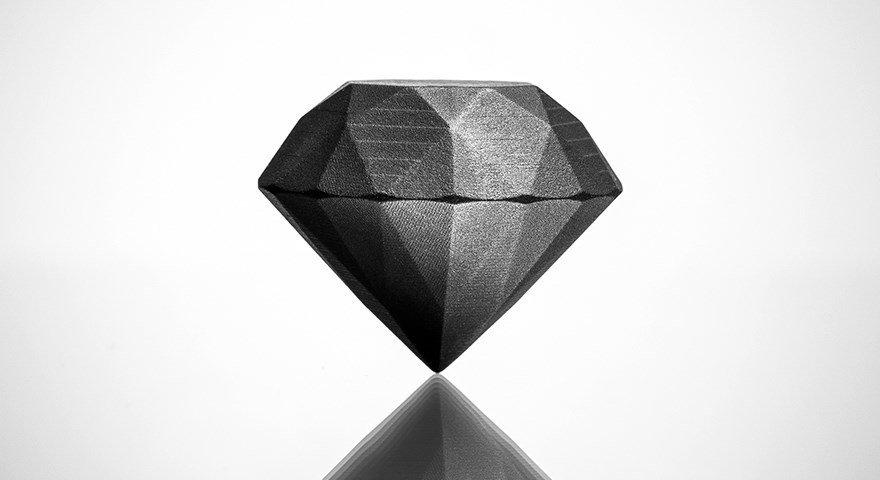 Sandvik, aşınmaya dayanıklı takımlar için çok çeşitli uygulama olanakları sunan ilk 3D baskılı elmas kompozitini yarattı.